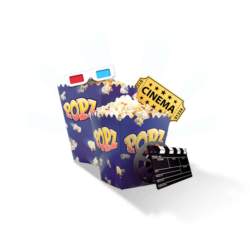 POPZ Movie Pack